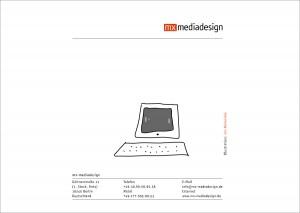 Mailing für mx-mediadesign